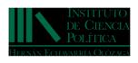 ICP – Instituto de Ciencias Política Hernán Echavarría Olózaga Logo