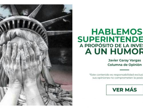 Superintendencias y Libertad