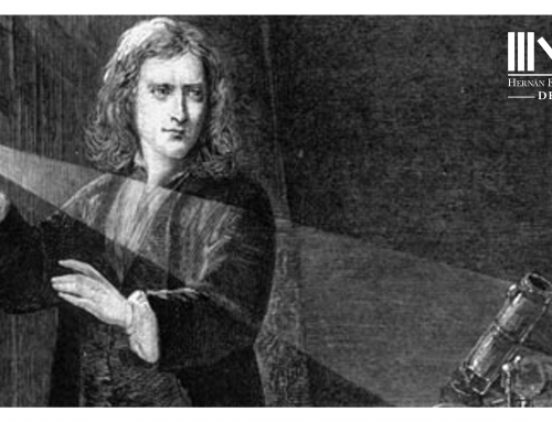 """Cómo Isaac Newton convirtió el aislamiento de la gran plaga en un """"año de maravillas"""""""