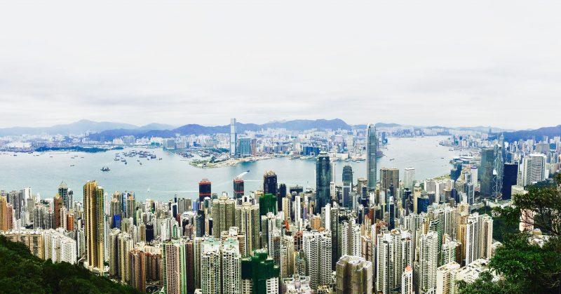 Hong Kong · Foto por Nelly Magneron