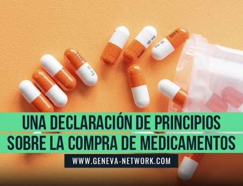 UNA DECLARACIÓN DE PRINCIPIOS SOBRE LA COMPRA DE MEDICAMENTOS