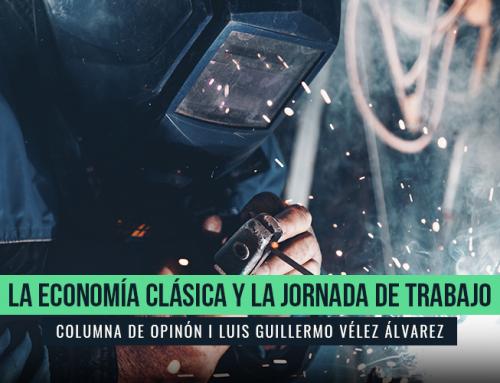 LA ECONOMÍA CLÁSICA Y LA JORNADA DE TRABAJO